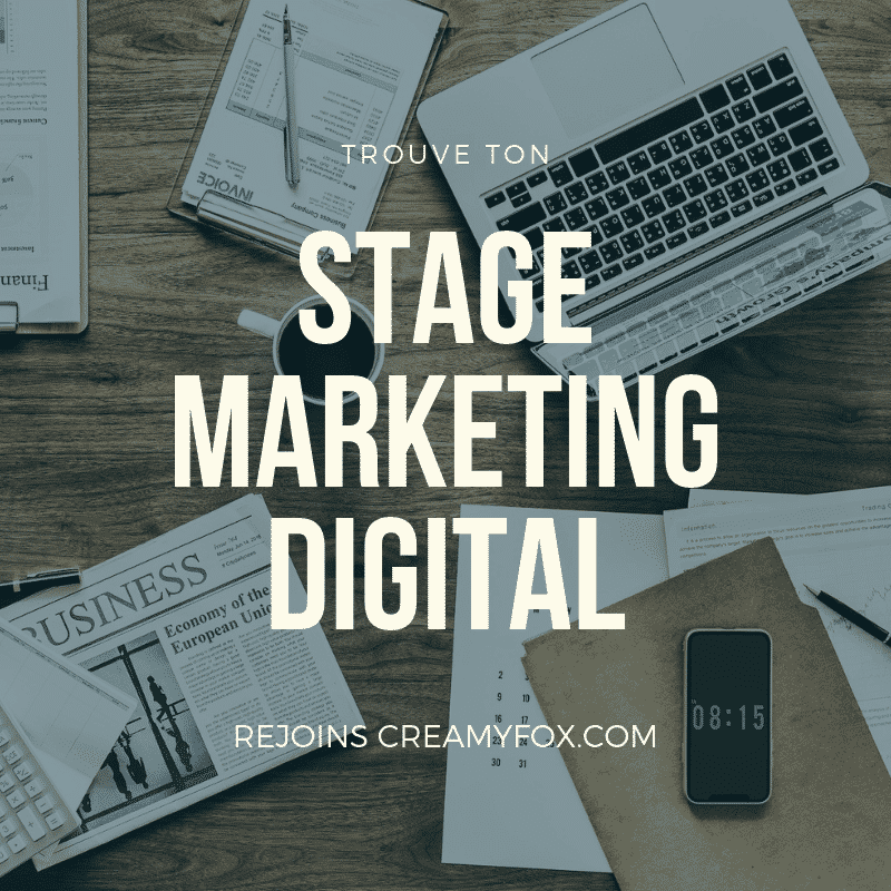 stage marketing digital